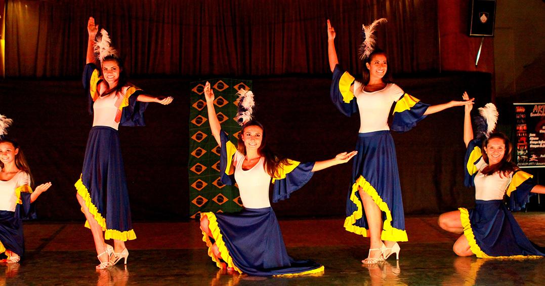 7ef2792c309e6 Grupo leva dança brasileira ao México - Jornal A Hora
