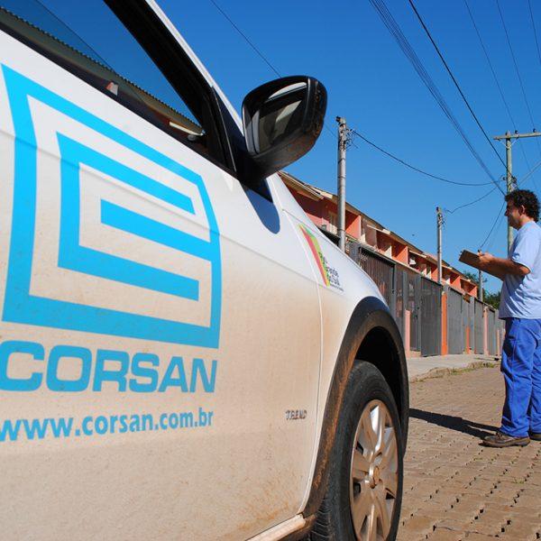 Corsan informa desabastecimento d'água em pontos de Lajeado e Cruzeiro