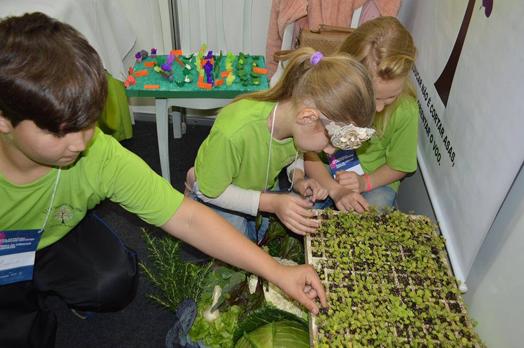 Feira de Ciências reúne escolas de 22 municípios