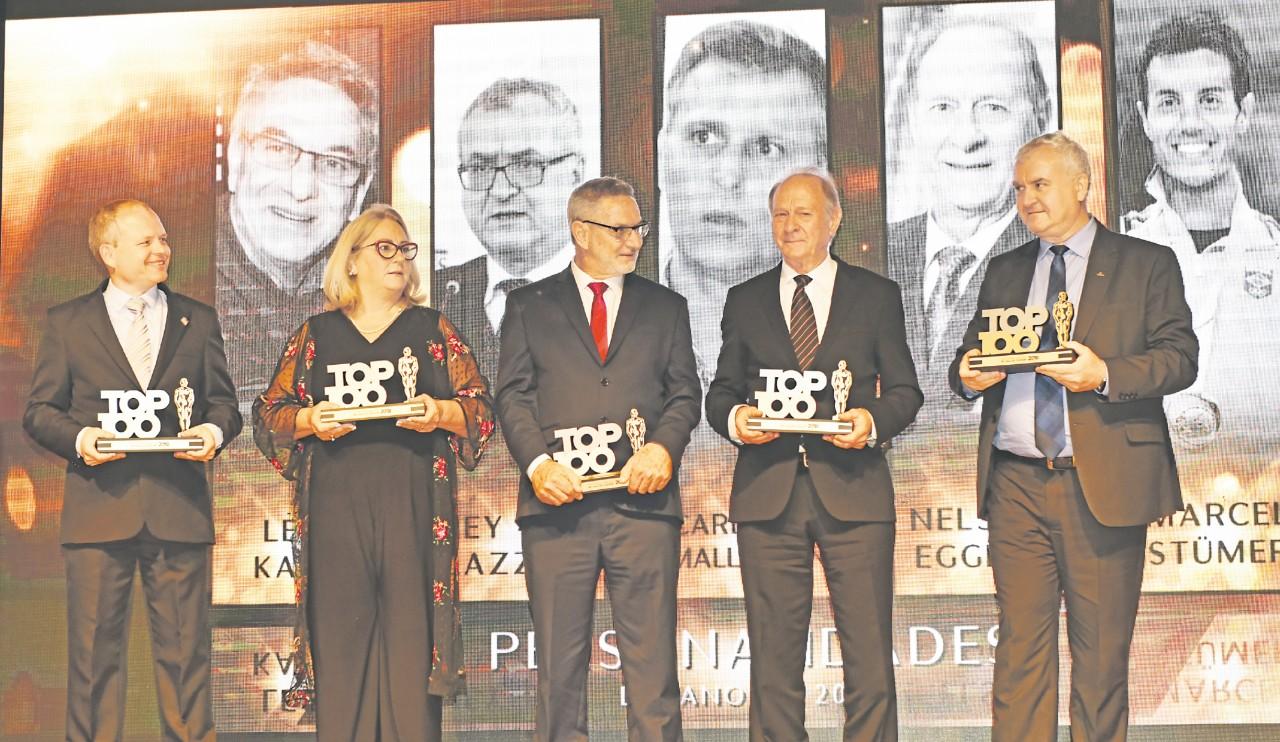Prêmio inédito reverencia empresários e líderes locais