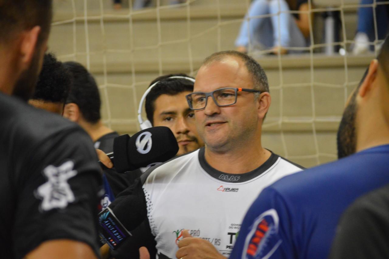 Alaf estreia na Liga Gaúcha