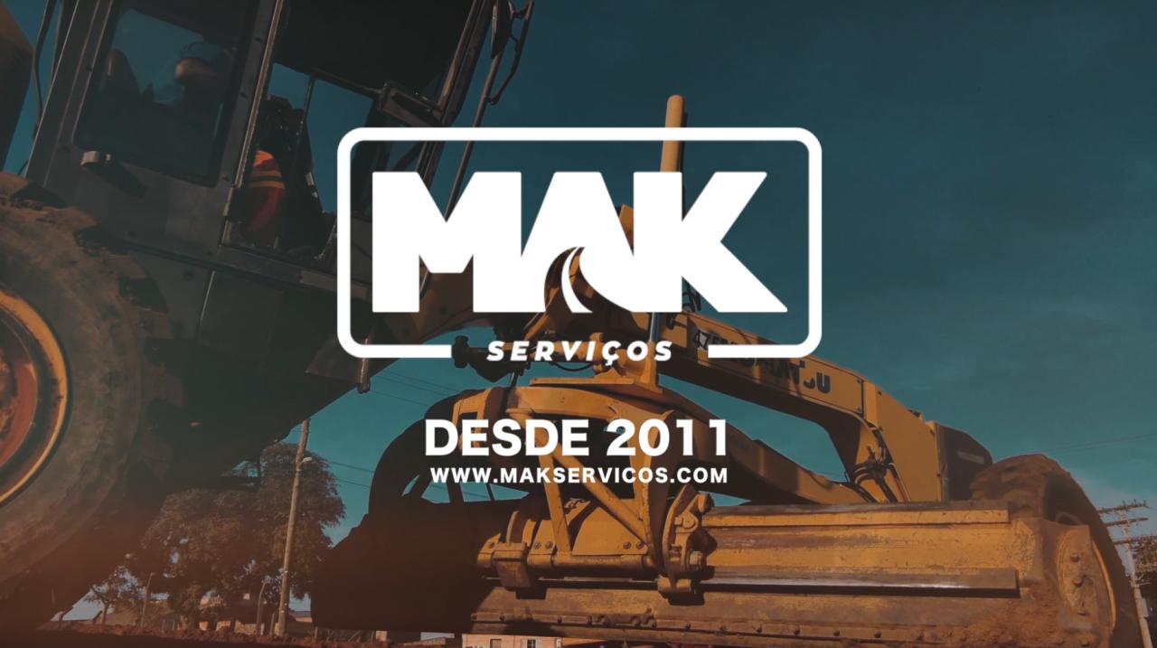 Vídeo institucional da empresa Mak Serviços