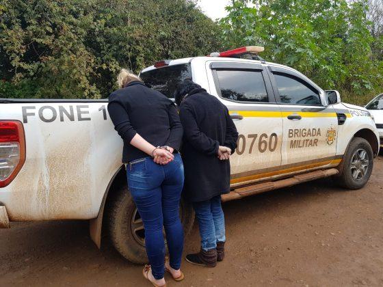 Dupla tentaria resgatar bandidos responsáveis por ataque em Vale Verde