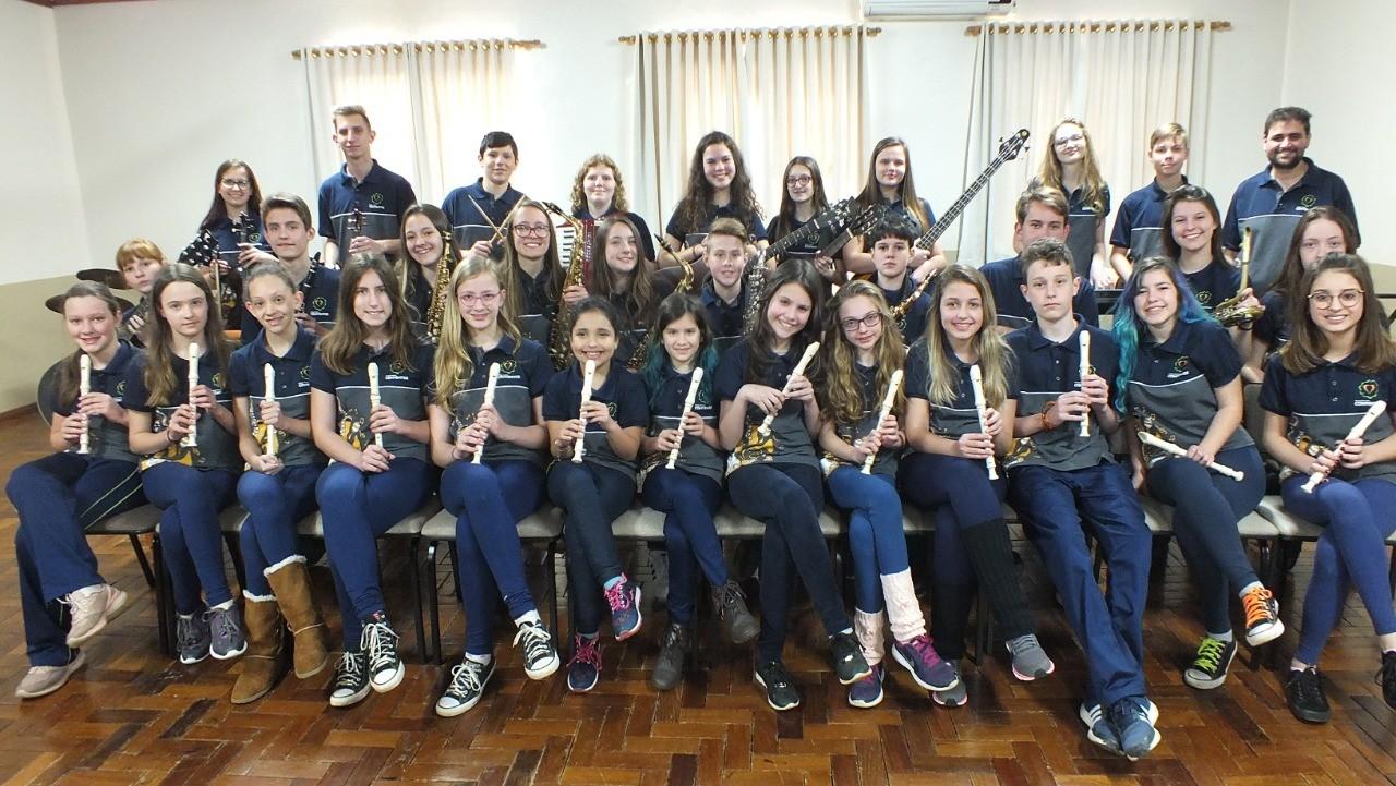 Conventos recebe encontro  nacional de orquestras