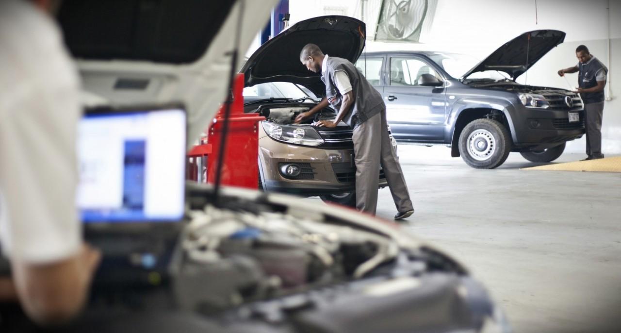 VW cria agendamento online
