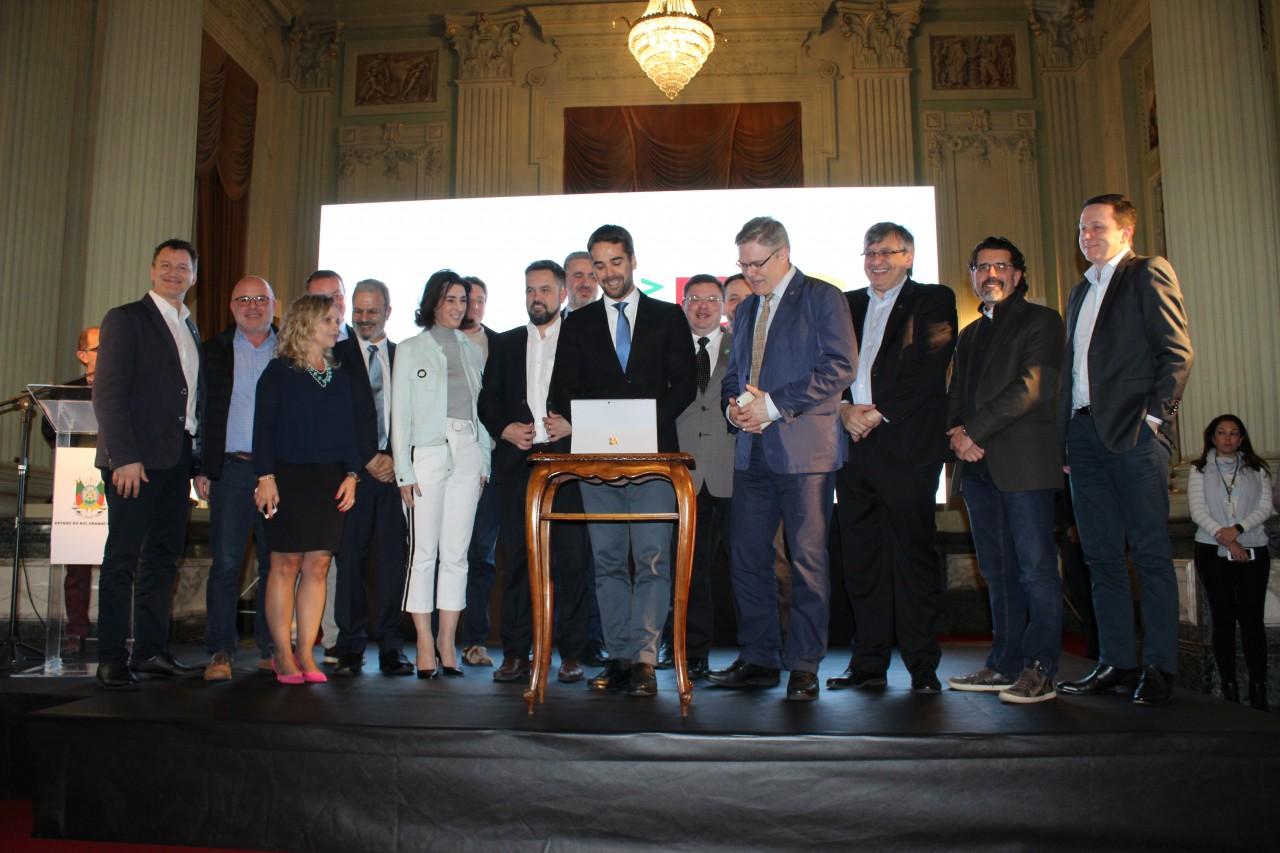 Programa visa impulsionar ecossistemas de inovação