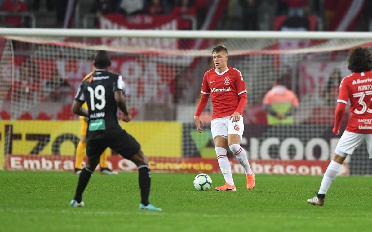 Inter: dúvidas para montar o time