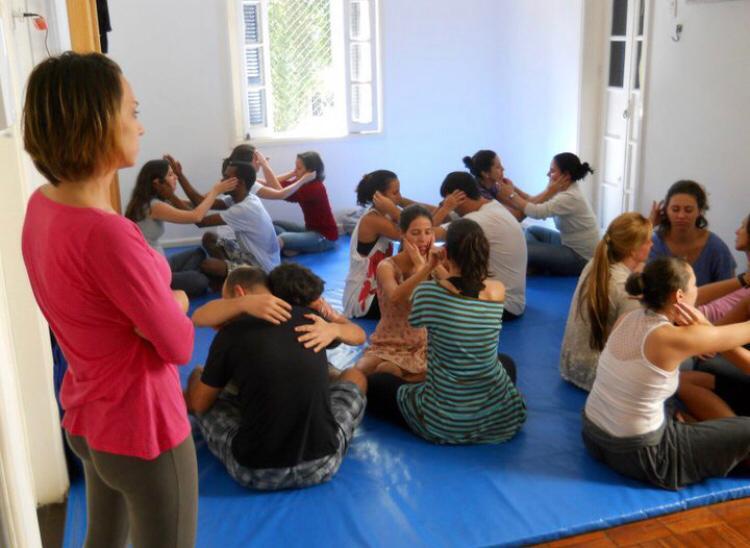 Gabriela Munhoz traz oficina de teatro à Lajeado