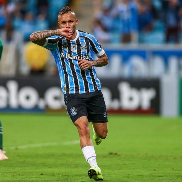 Grêmio acerta a venda de Everton para o Benfica