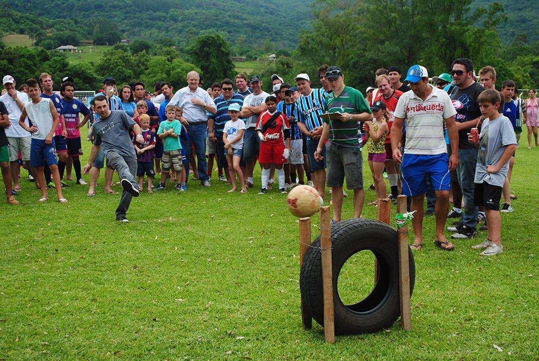 Festa do esporte ocorre hoje