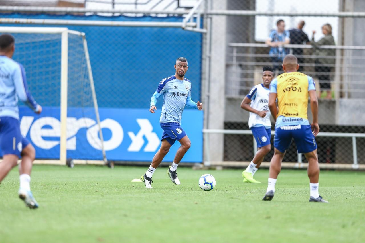 Grêmio: para manter o embalo