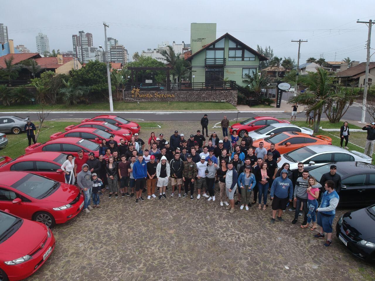 A paixão pelo Honda Civic Si
