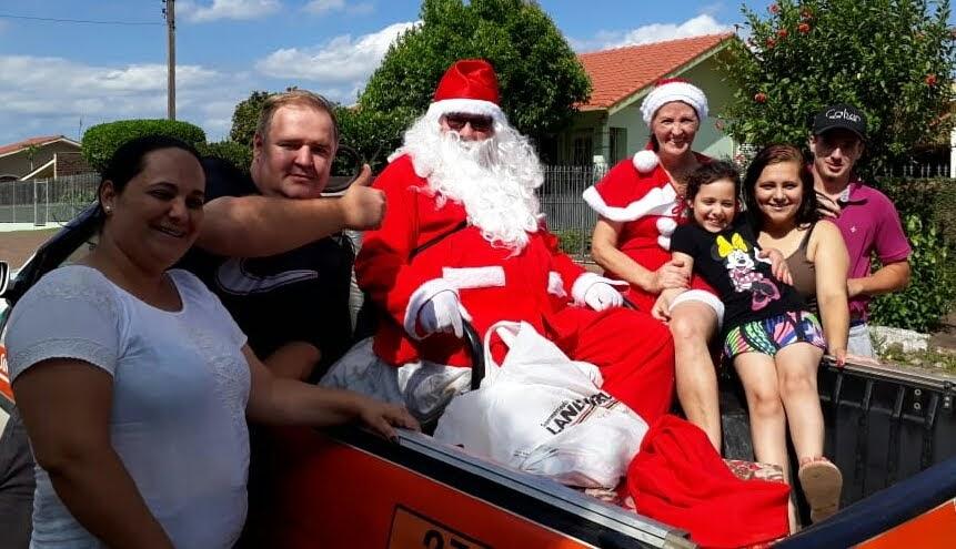 Natal Solidário: moradores pedem doações para ação natalina no bairro