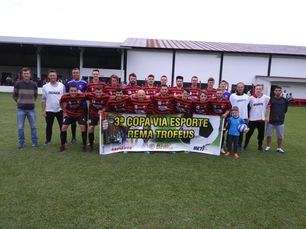 Copa Rema Troféus/Via Esporte: Westfália vai parar