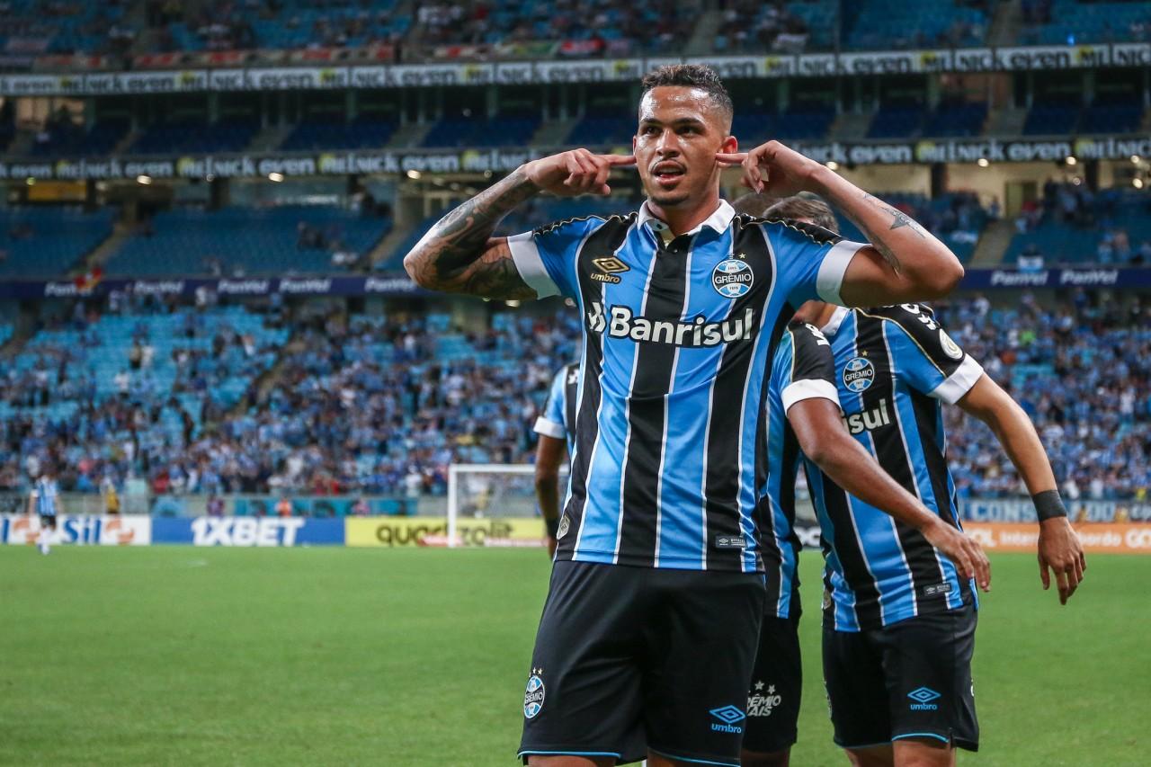 Grêmio vence o São Paulo e se garante na fase de grupos da Libertadores