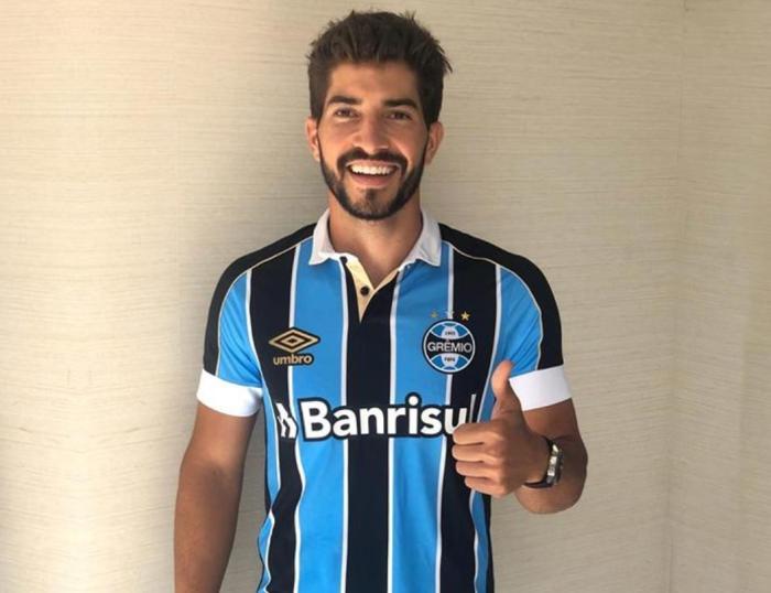 Lucas Silva é o primeiro reforço de 2020