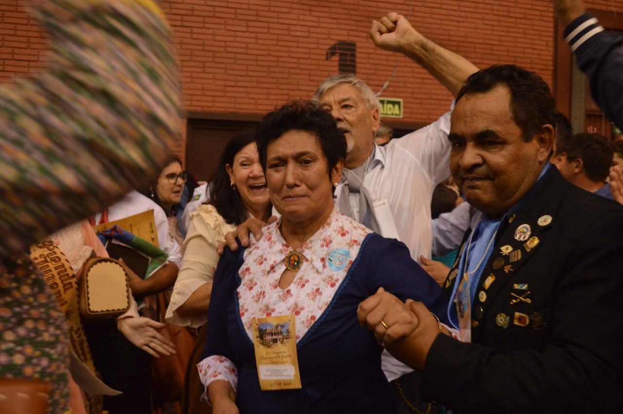 MTG tenta reverter liminar que suspende posse de nova presidente