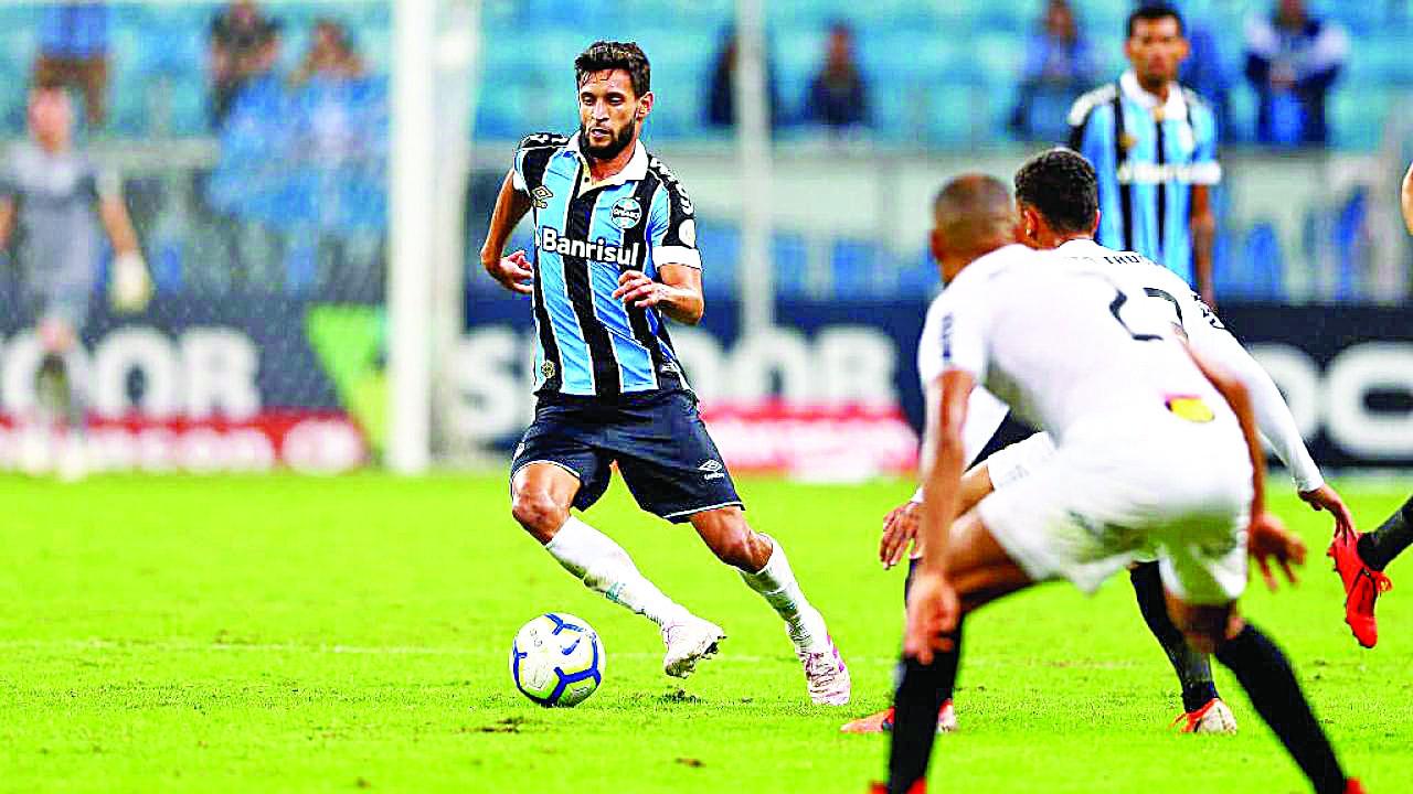 Juninho Capixaba é anunciado no Bahia