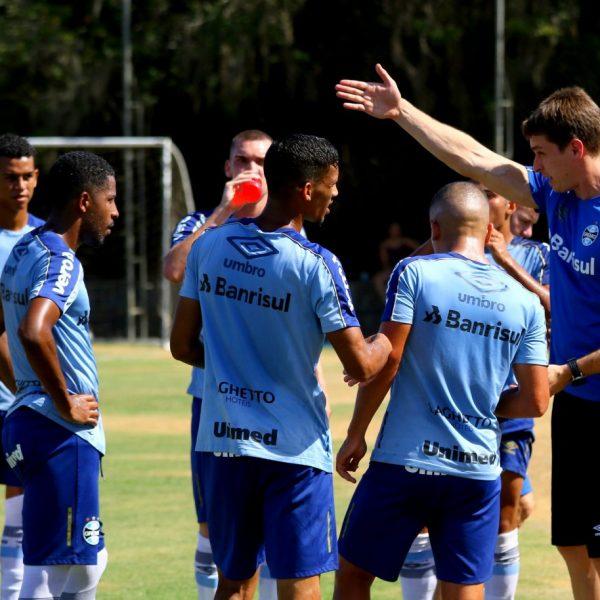 Grêmio: chance de título logo na estreia