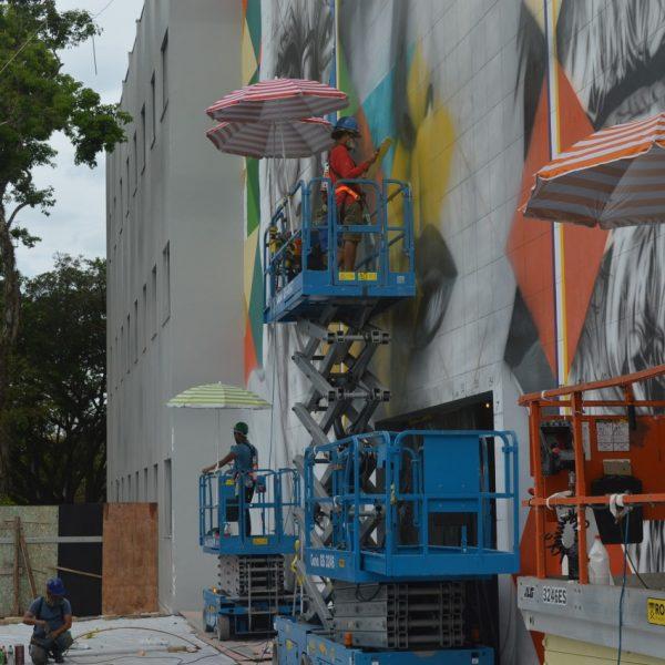 Arte de grafite avança na Univates