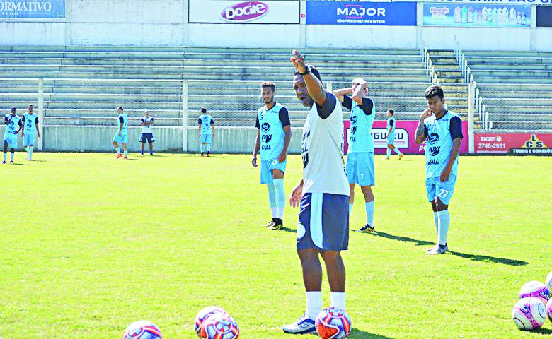 Capitão do time em 2010, Serginho Almeida busca recolocar o Lajeadense entre os melhores do Estado