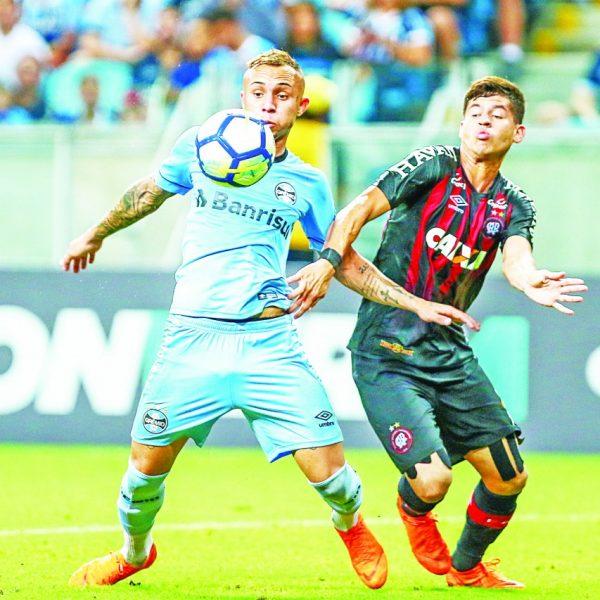 Grêmio terá amistoso contra o Athletico