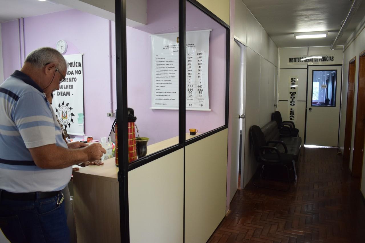 Governo e polícia procuram nova sede à Delegacia da Mulher