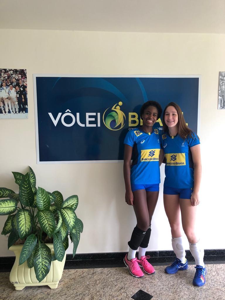 Atletas da Avates buscam vaga na Seleção Brasileira