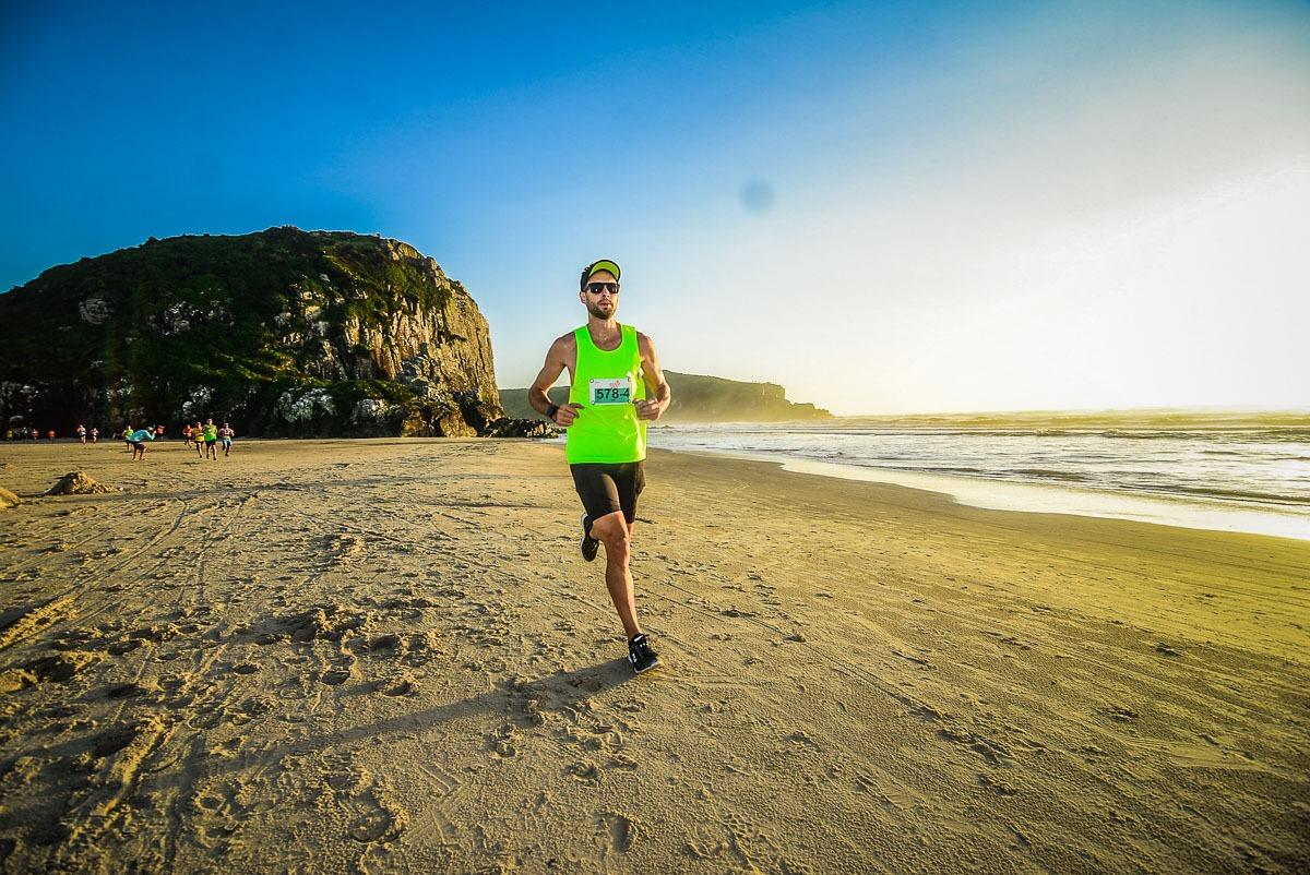 Atletas do Vale desafiam as areias do litoral norte