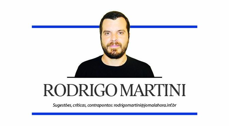 Capa Rodrigo Martini