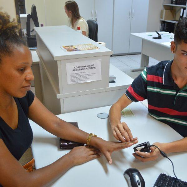 Cerca de 20 mil eleitores ainda precisam fazer a biometria