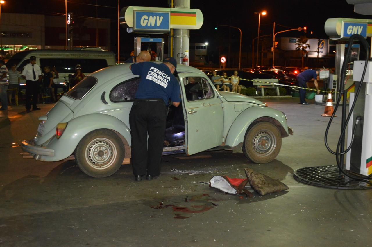 Região registra cinco homicídios em nove dias