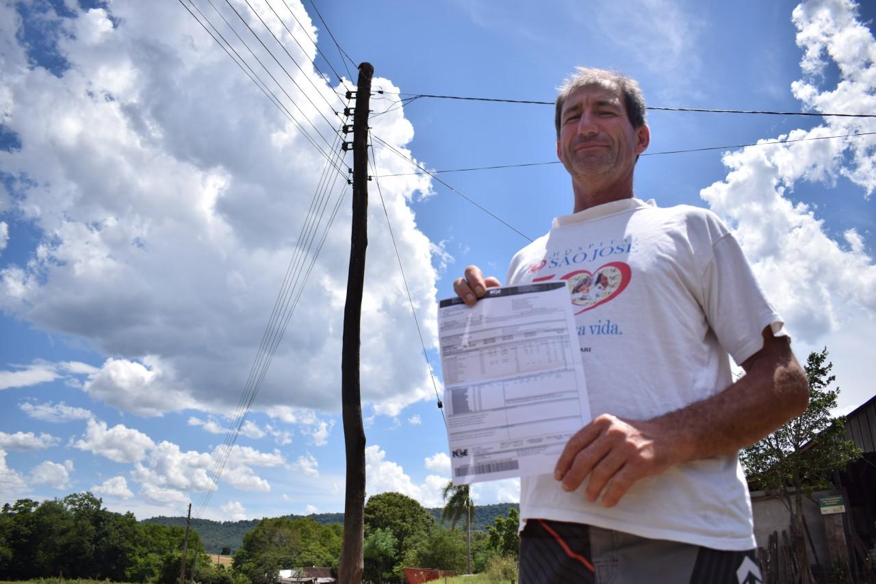 Produtores pressionam RGE contra quedas de energia