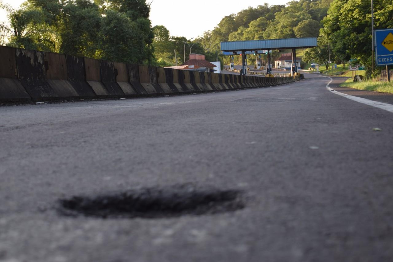Praças de pedágio na região fecham 2019 com déficit de R$ 1 milhão