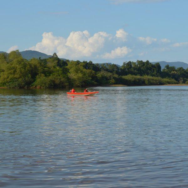 Bombeiros de Lajeado recomeçam buscas por homem desaparecido no rio