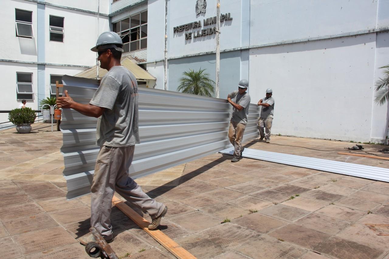 Obras de reforma da Prefeitura de Lajeado começam nesta quarta-feira