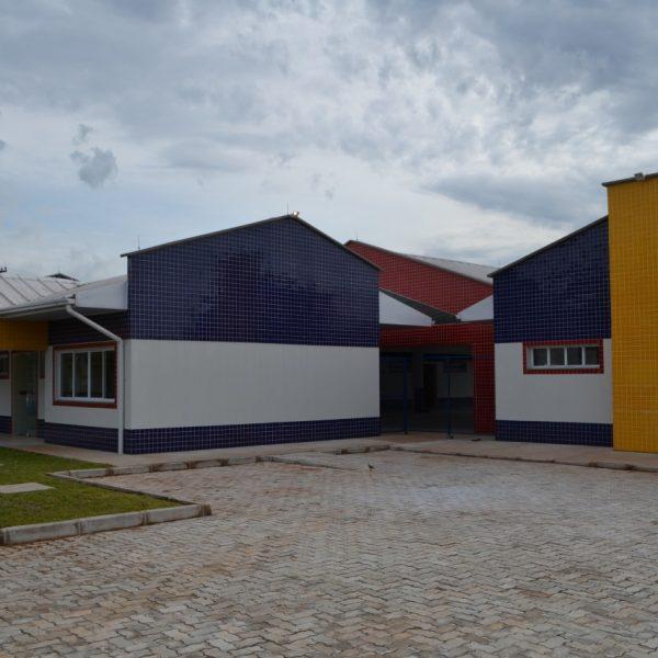 Teutônia inaugura prédio para Educação Infantil no bairro Alesgut