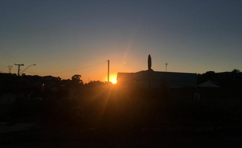 Sol volta a aparecer na região