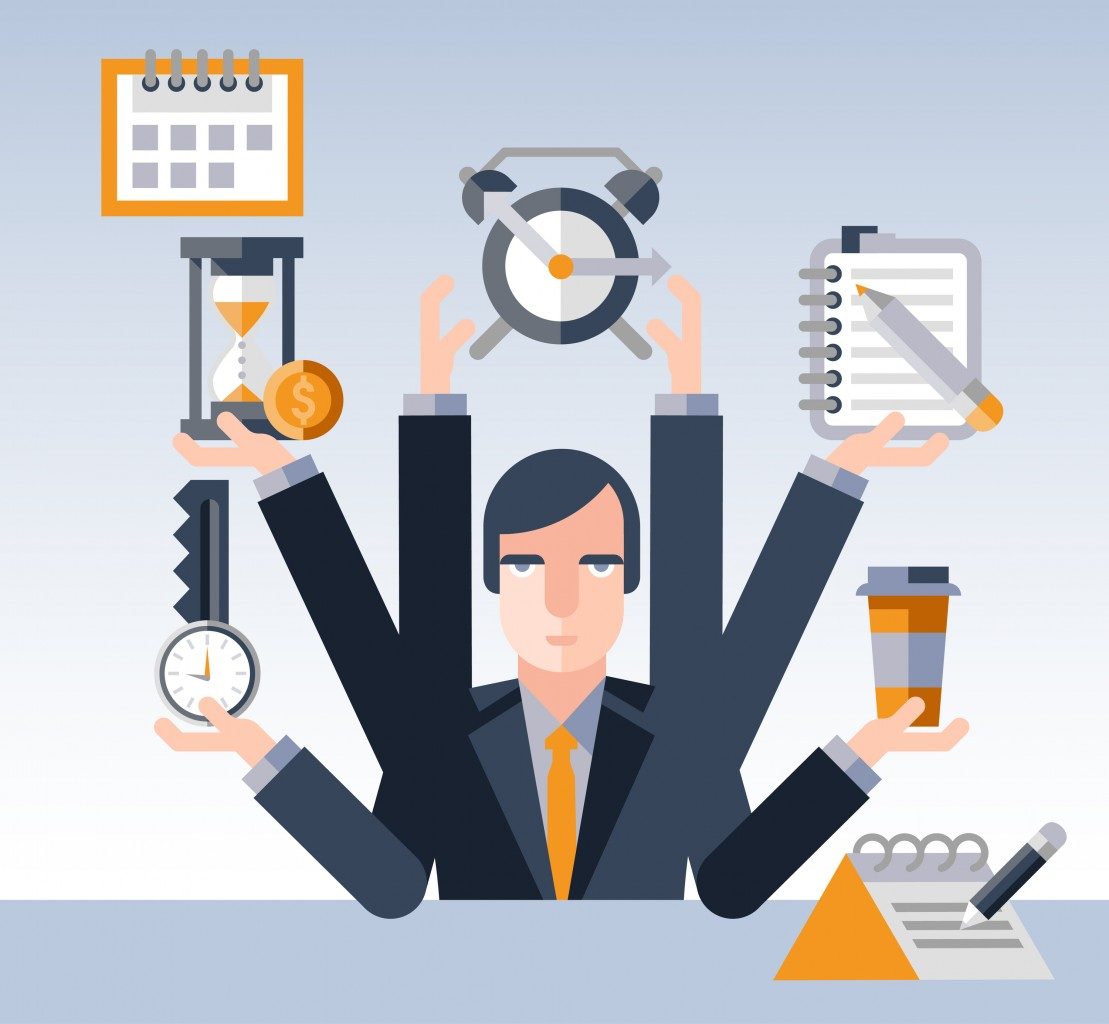 Oficina ensina a administrar o tempo