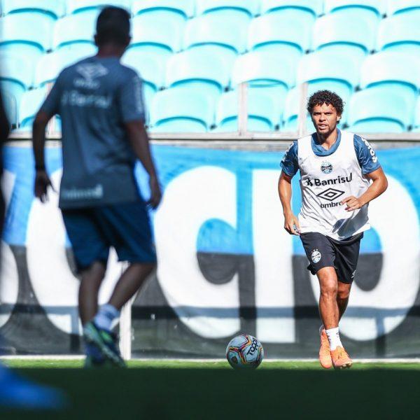 Grêmio: descanso no final de semana e jogo na segunda