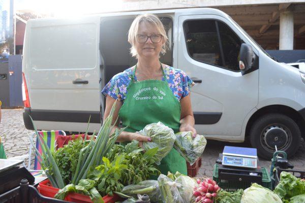 """""""O alimento orgânico tem que ser preparado com muita atenção e carinho"""""""