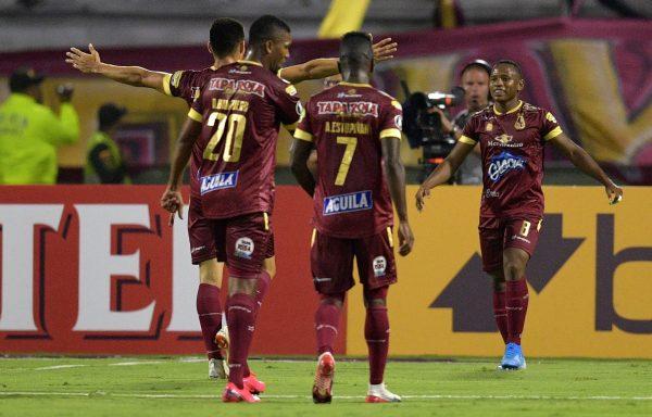 Colorado enfrenta o Tolima na próxima fase