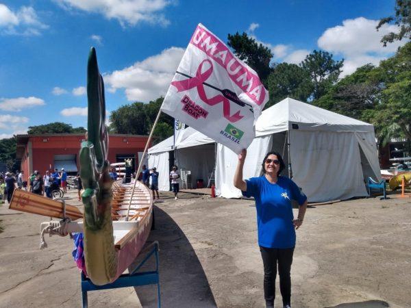 Associação de Canoagem busca formar equipe com sobreviventes de câncer de mama