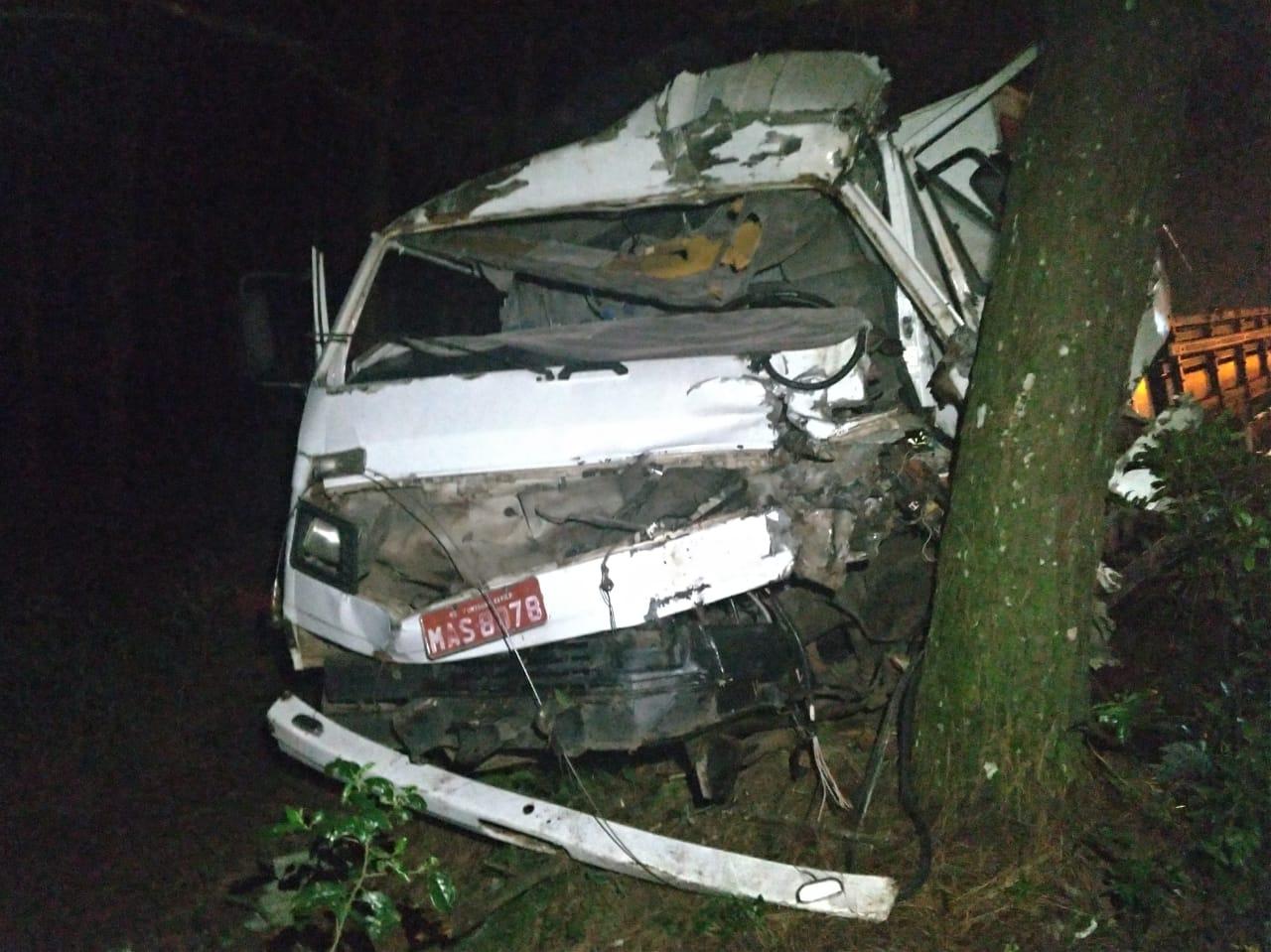 Acidente deixa nove feridos na BR-386, em São José do Herval