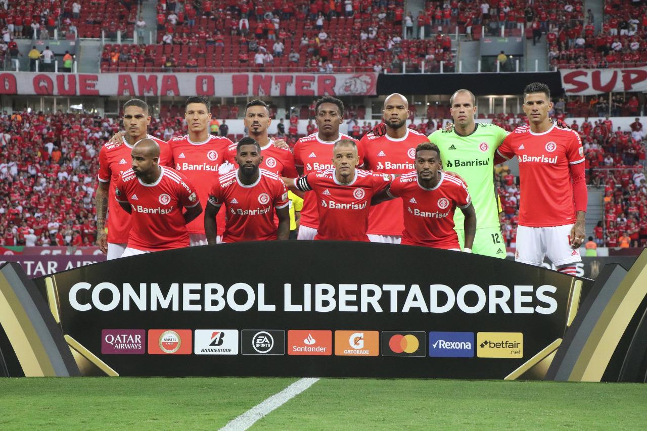 Conmebol divulga datas de jogos entre Inter e Tolima