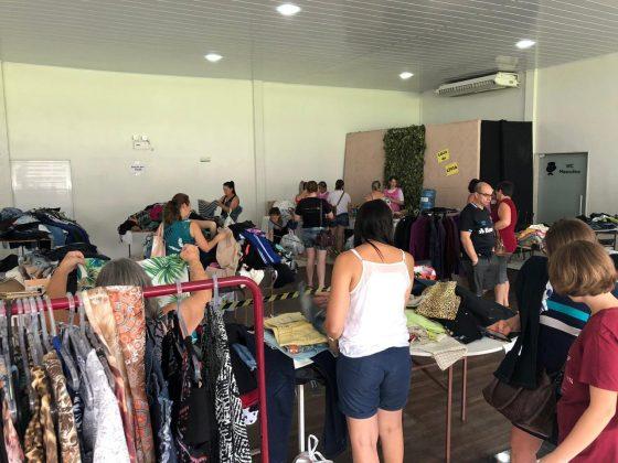 Brechó solidário bate meta e arrecada mais de R$ 21 mil para Lívia Teles