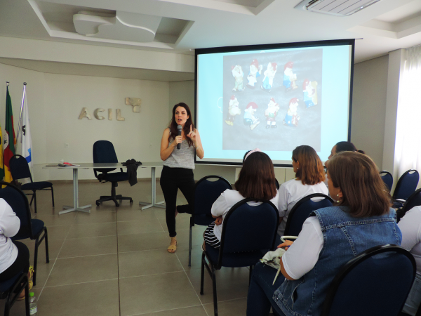 Slan realiza curso sobre prevenção a violência sexual