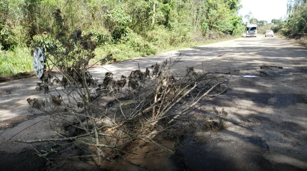 Ação pede que Daer recupere trecho da ERS-332 entre Arvorezinha e Anta Gorda