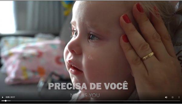Vídeo impulsiona campanha por Lívia Teles