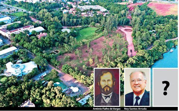 Antes de projeto, Parque da Orla tem disputa pelo nome